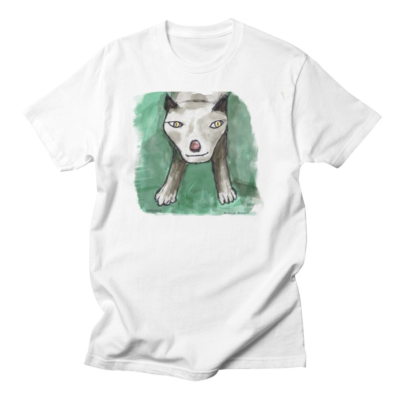 MEOW! Women's T-Shirt by Mashuga Moose® is on the loose.