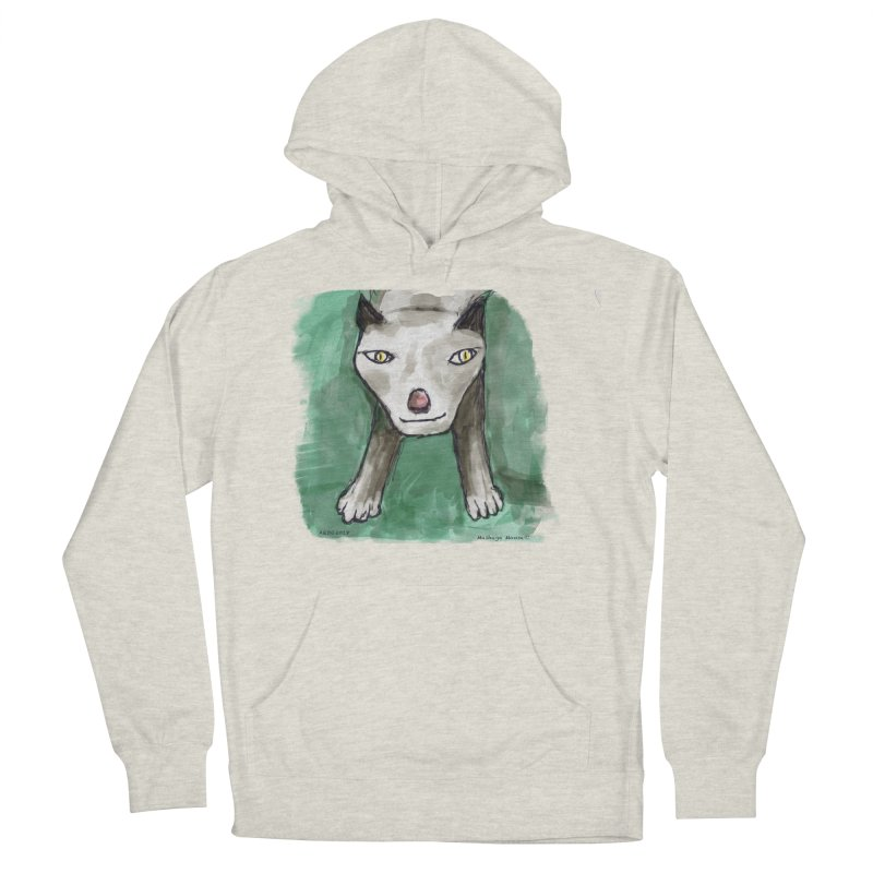 MEOW! Women's French Terry Pullover Hoody by Mashuga Moose® is on the loose.
