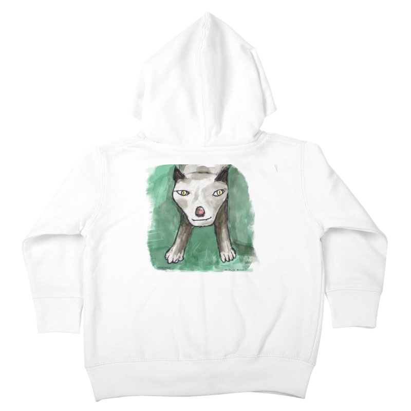 MEOW! Kids Toddler Zip-Up Hoody by Mashuga Moose® is on the loose.