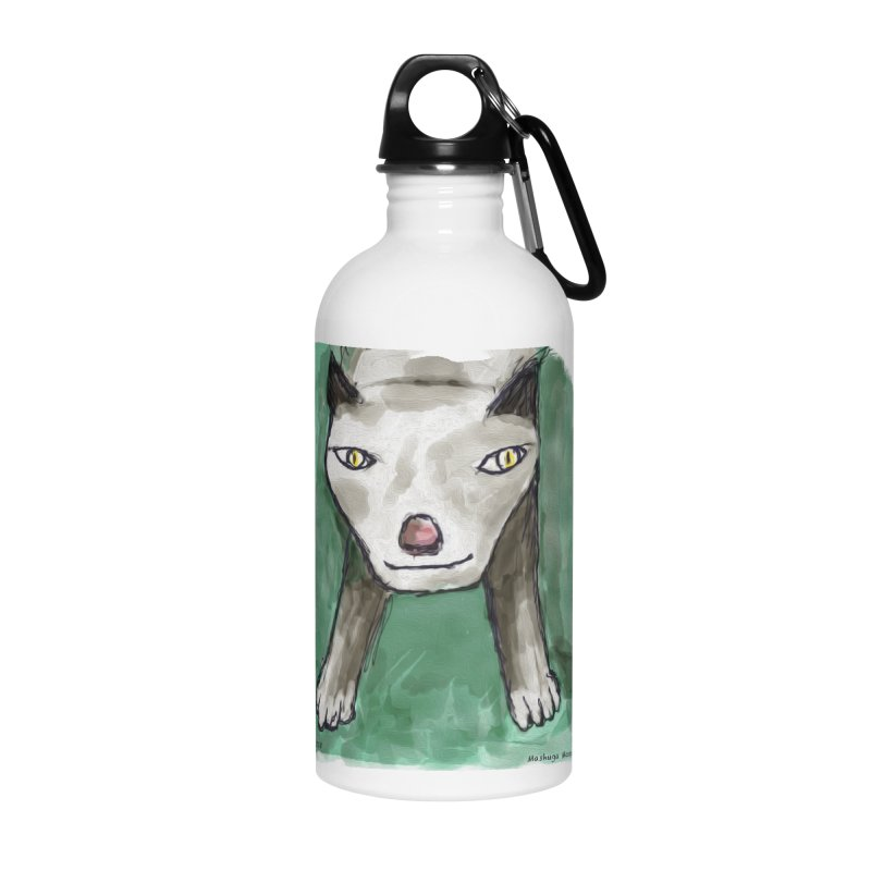 MEOW! Accessories Water Bottle by Mashuga Moose® is on the loose.