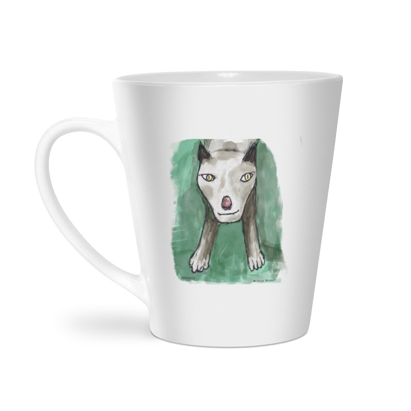 MEOW! Accessories Latte Mug by Mashuga Moose® is on the loose.