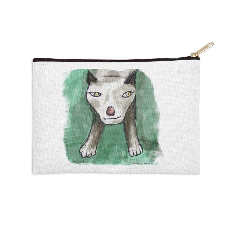 MEOW! Accessories Zip Pouch by Mashuga Moose® is on the loose.