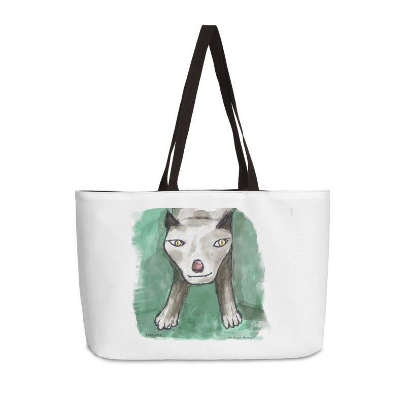 MEOW! Accessories Weekender Bag Bag by Mashuga Moose® is on the loose.