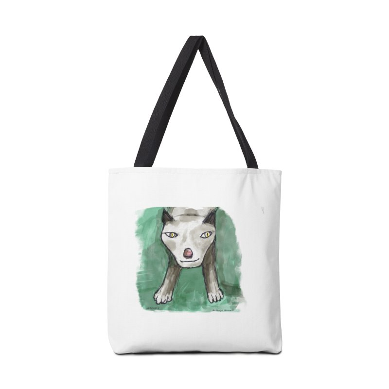 MEOW! Accessories Tote Bag Bag by Mashuga Moose® is on the loose.