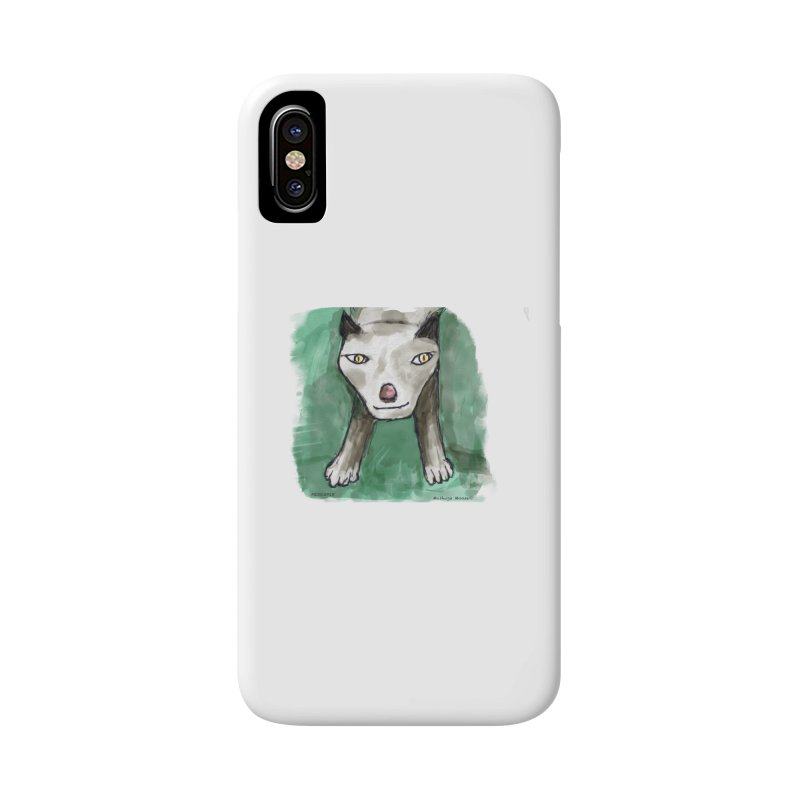 MEOW! Accessories Phone Case by Mashuga Moose® is on the loose.