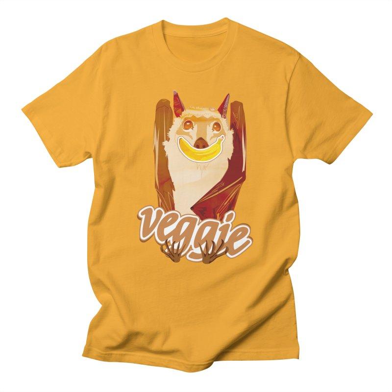 batnana Men's Regular T-Shirt by masslos's Artist Shop