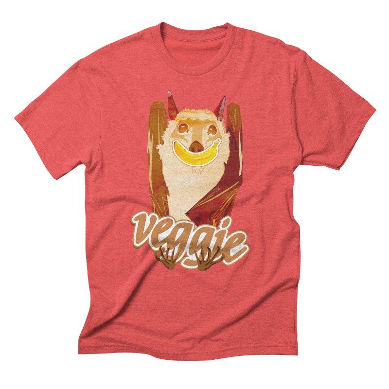 batnana Men's Triblend T-shirt by masslos's Artist Shop