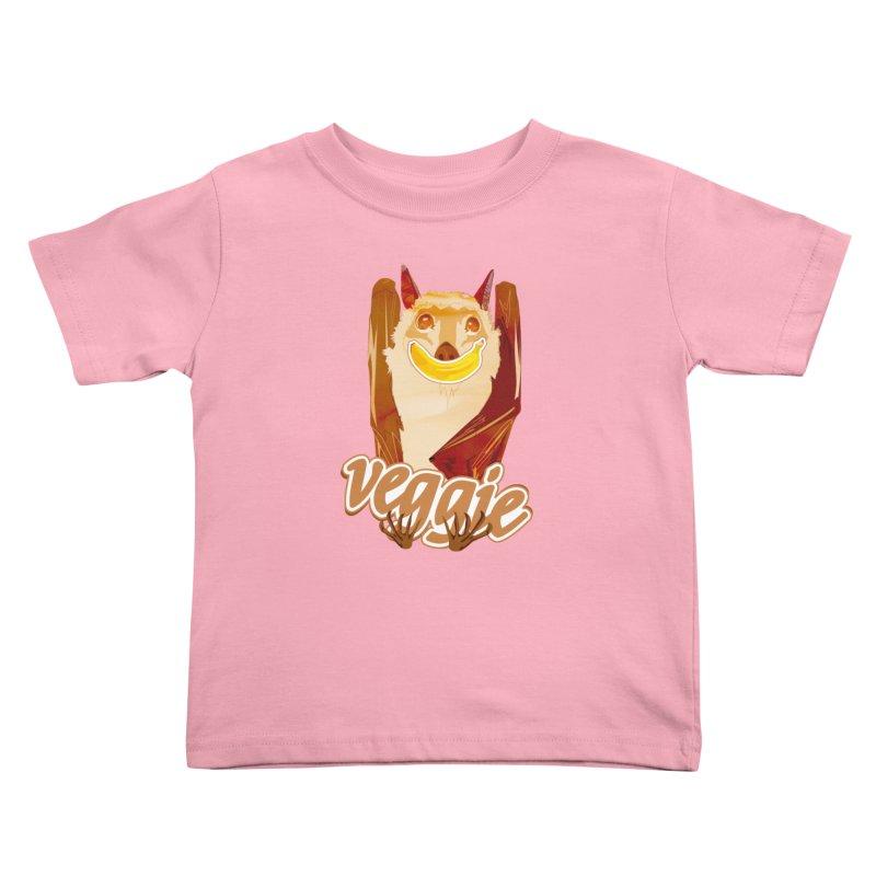 batnana Kids Toddler T-Shirt by masslos's Artist Shop