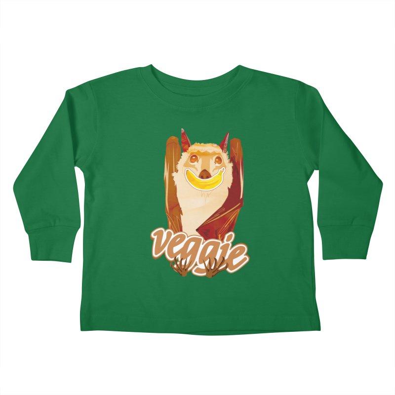 batnana Kids Toddler Longsleeve T-Shirt by masslos's Artist Shop