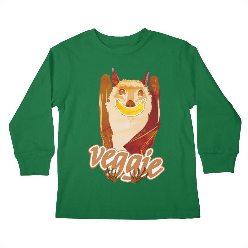 batnana Kids Longsleeve T-Shirt by masslos's Artist Shop