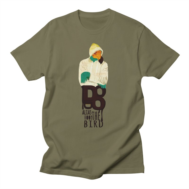 dodo Men's T-shirt by masslos's Artist Shop