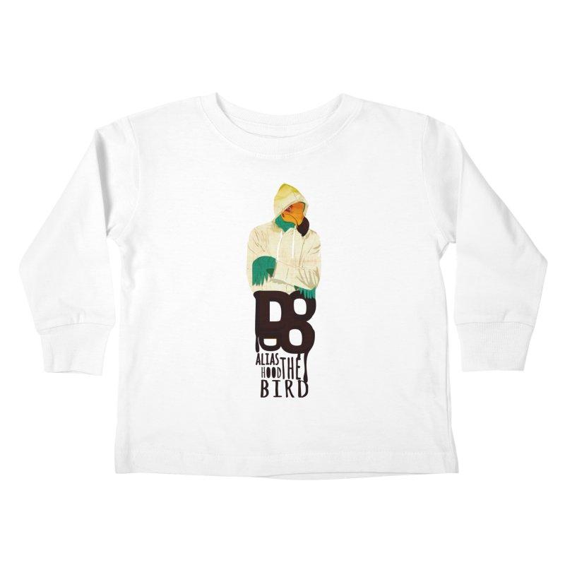 dodo Kids Toddler Longsleeve T-Shirt by masslos's Artist Shop