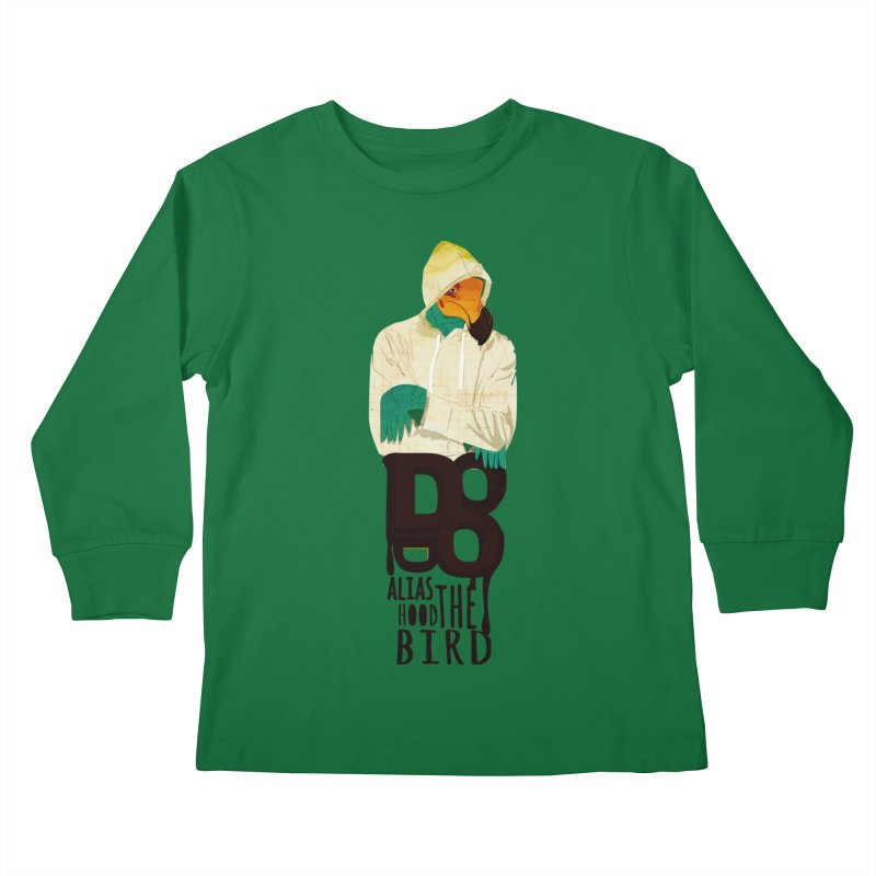 dodo Kids Longsleeve T-Shirt by masslos's Artist Shop