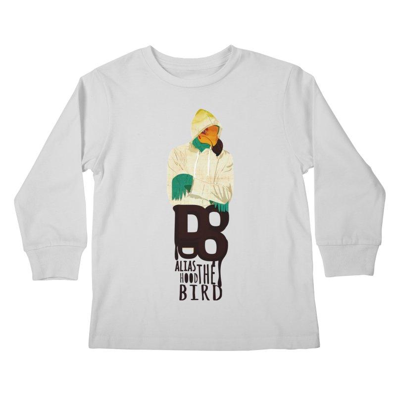 dodo Kids Longsleeve T-Shirt by masslos's Artist Shop