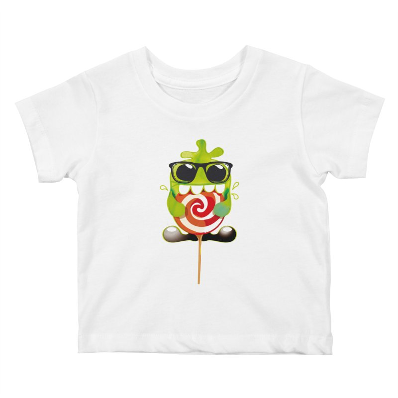lolly monster   by masslos's Artist Shop