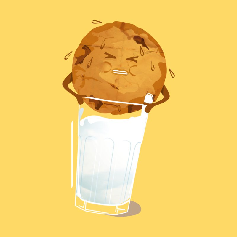 milk'n'cookie None  by masslos's Artist Shop