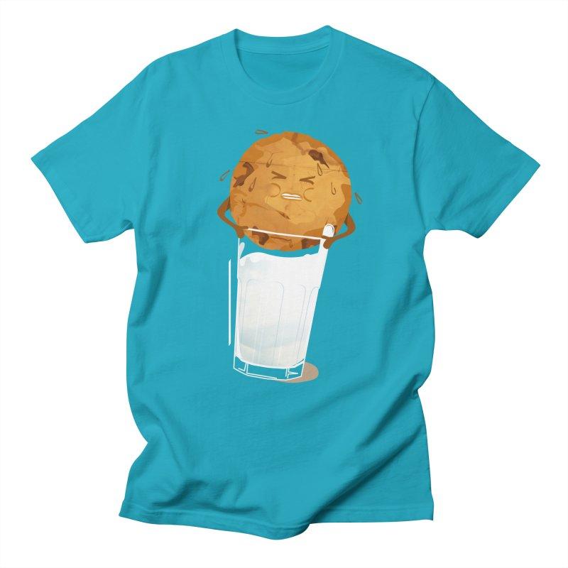 milk'n'cookie Men's T-shirt by masslos's Artist Shop
