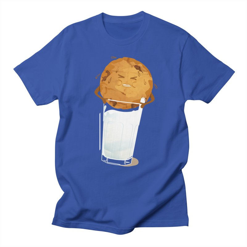 milk'n'cookie Men's T-shirt by masslos's Artist Shop