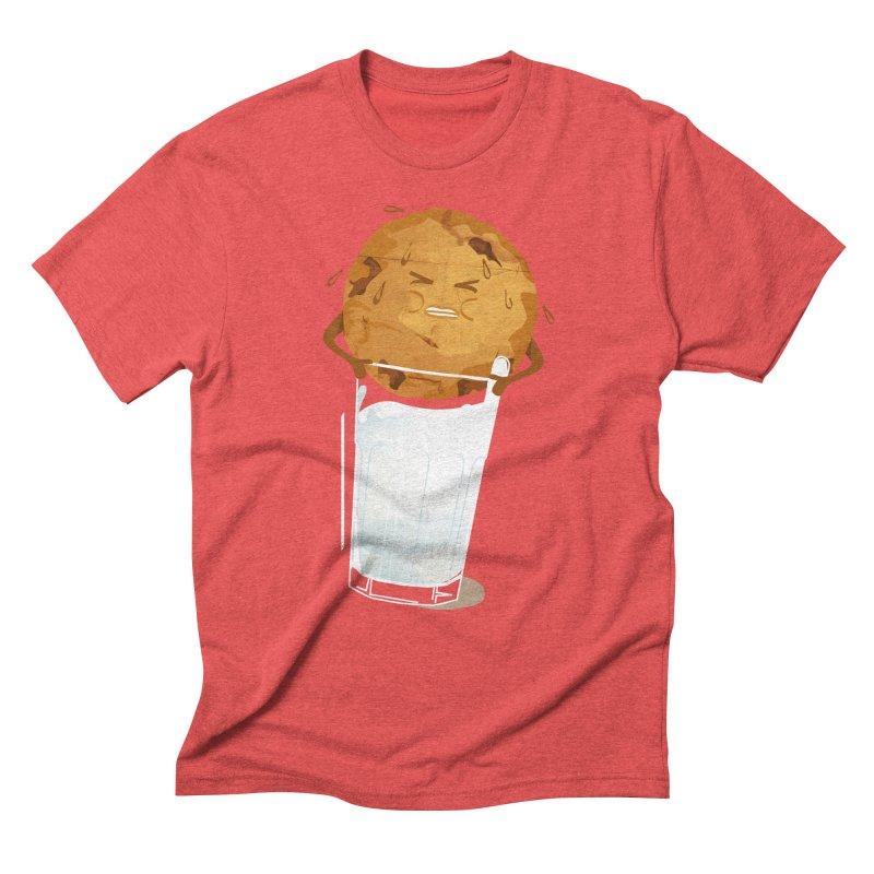 milk'n'cookie Men's Triblend T-Shirt by masslos's Artist Shop