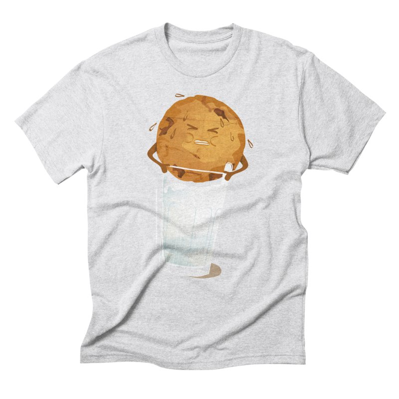 milk'n'cookie Men's Triblend T-Shirt by masslos's Artist Shop