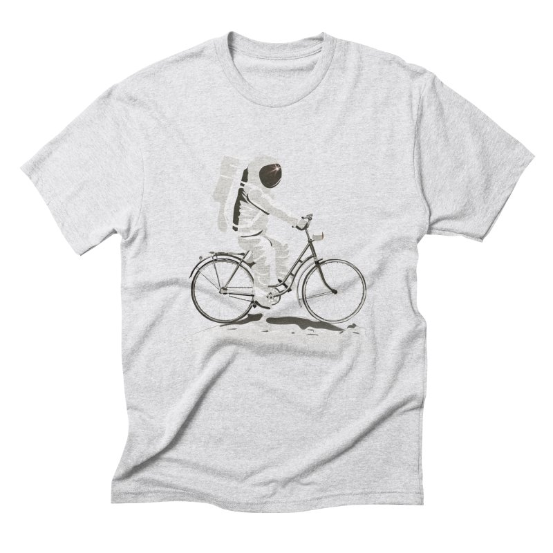moonrider Men's Triblend T-Shirt by masslos's Artist Shop