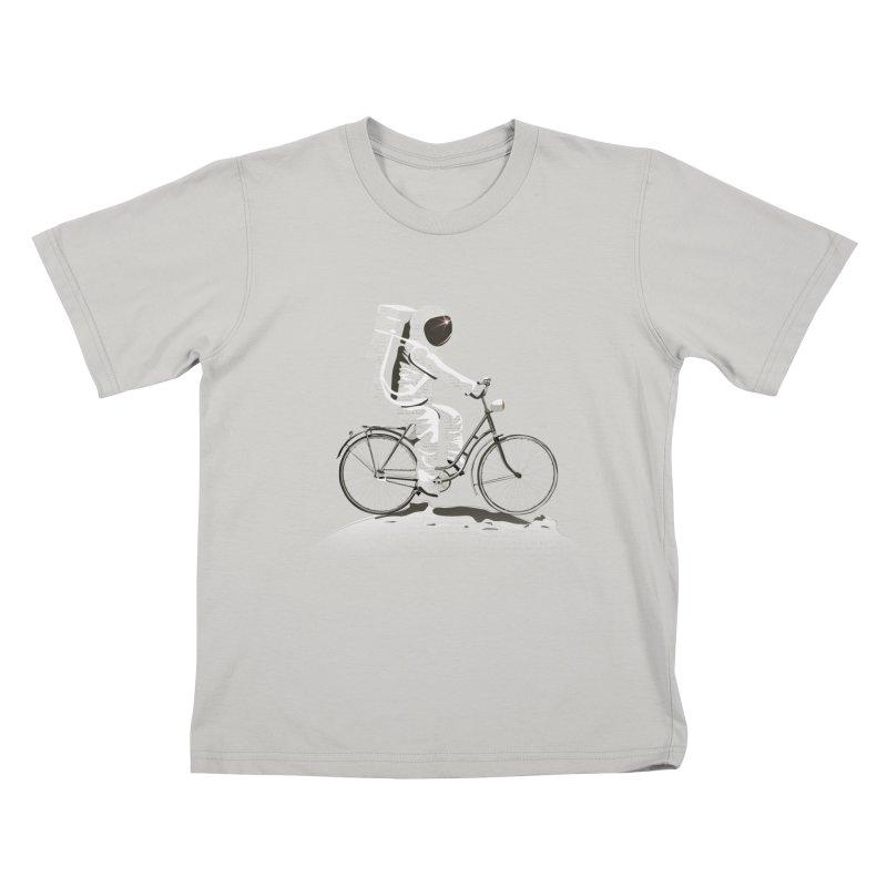 moonrider Kids T-Shirt by masslos's Artist Shop