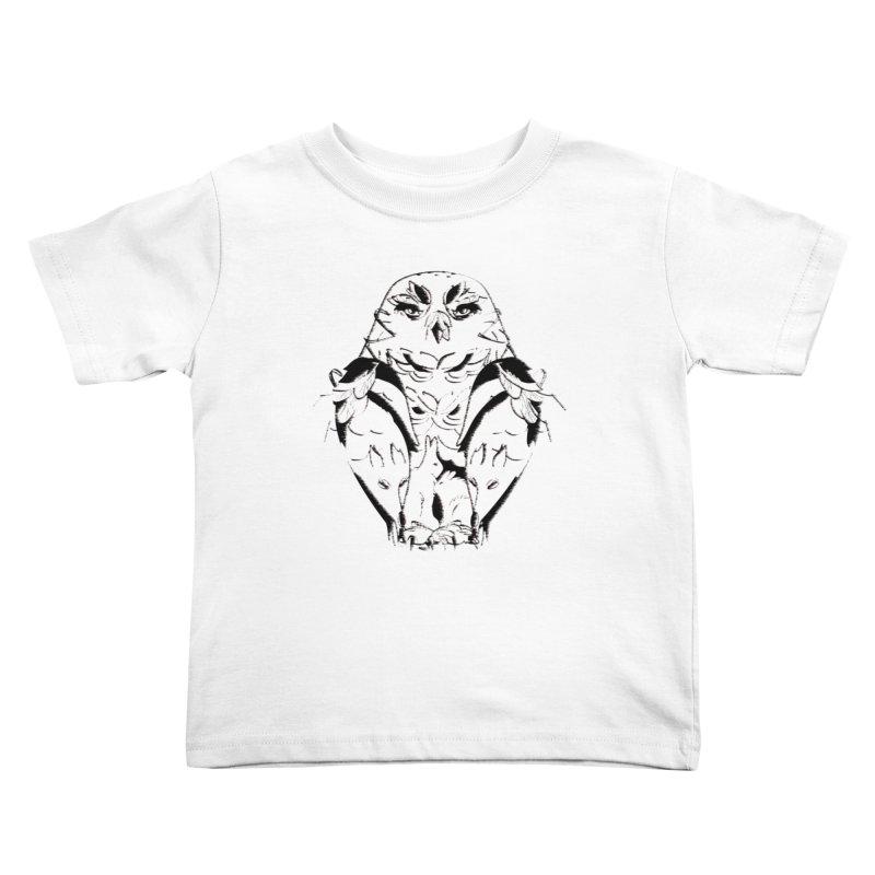 polar animal Kids Toddler T-Shirt by masslos's Artist Shop