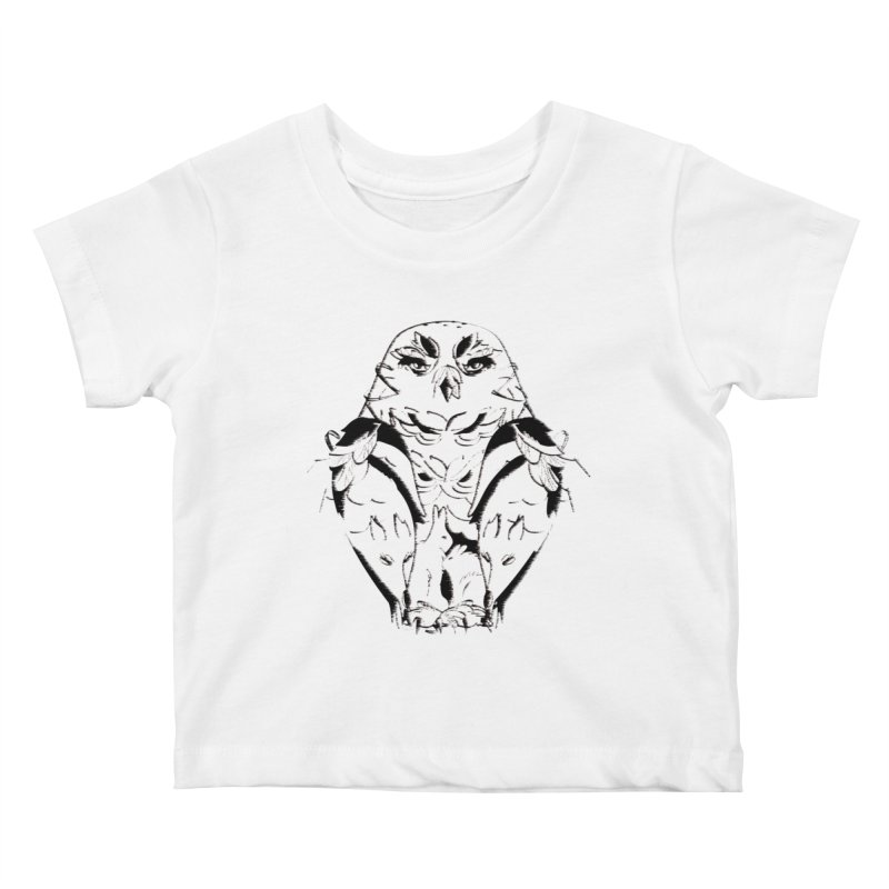 polar animal Kids Baby T-Shirt by masslos's Artist Shop