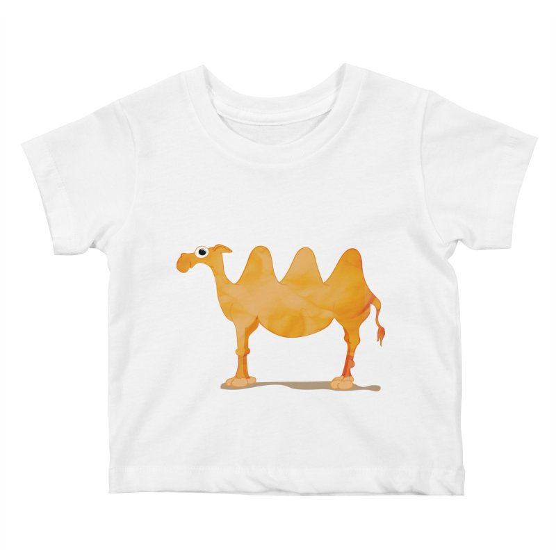 thirsty Kids Baby T-Shirt by masslos's Artist Shop