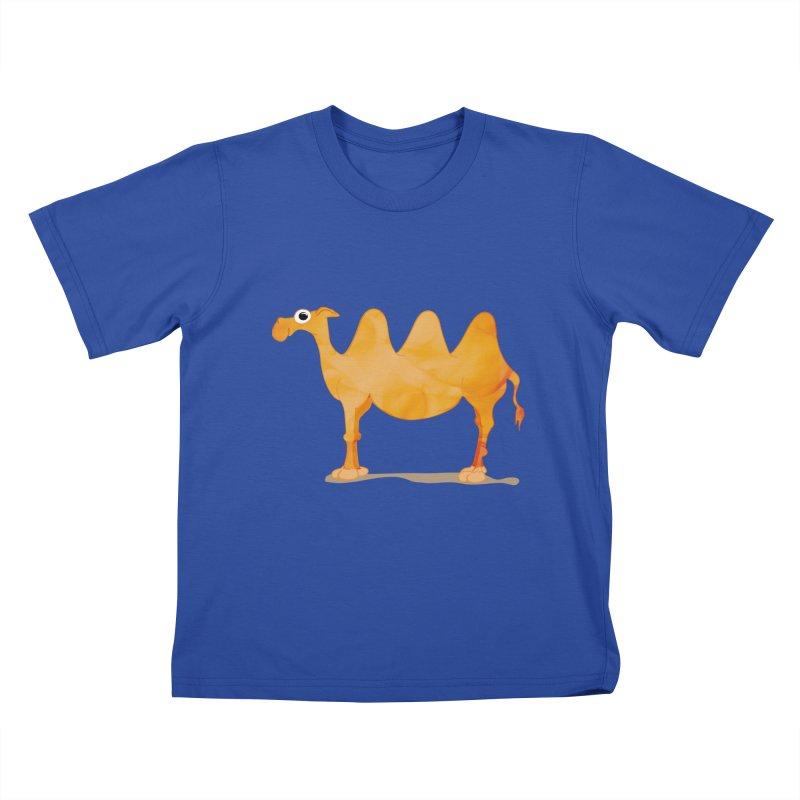 thirsty Kids T-shirt by masslos's Artist Shop