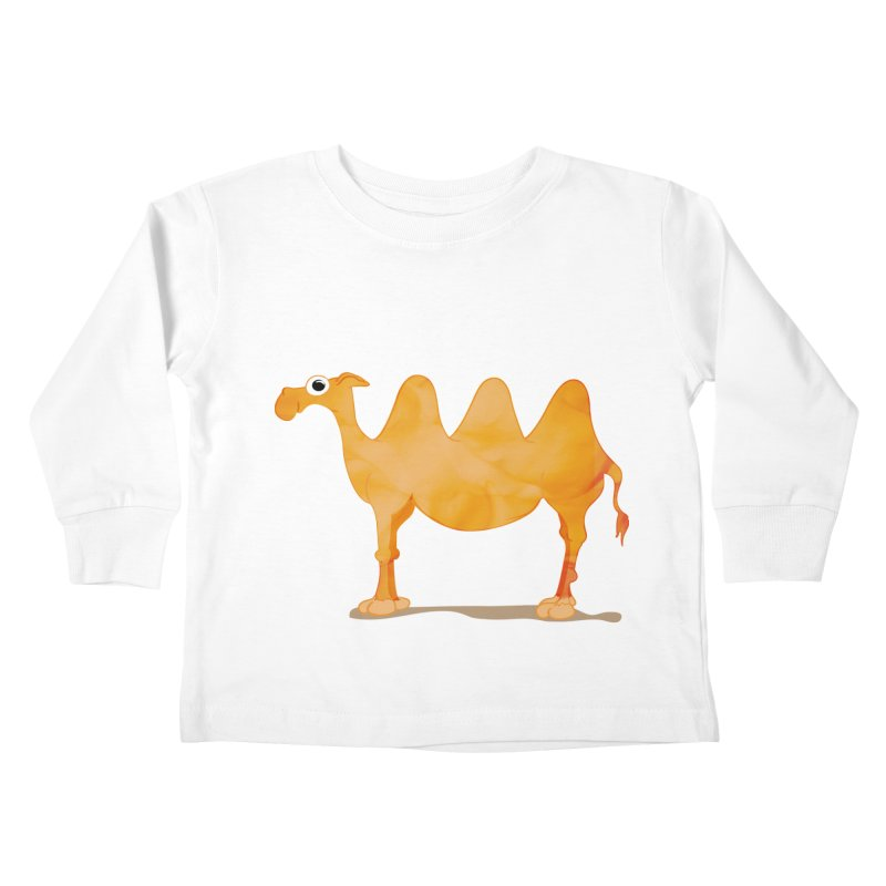 thirsty Kids Toddler Longsleeve T-Shirt by masslos's Artist Shop