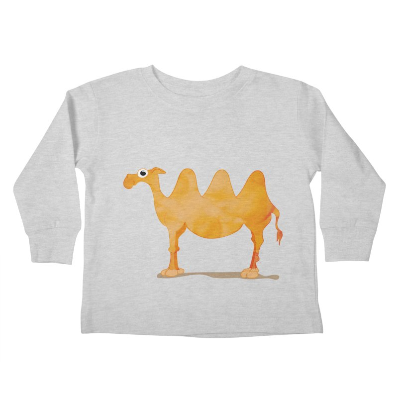 thirsty Kids Toddler Longsleeve T-Shirt by masslos's Artist Shop