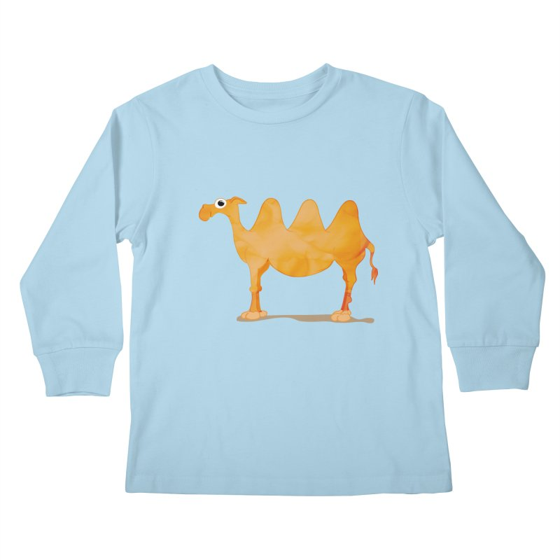 thirsty Kids Longsleeve T-Shirt by masslos's Artist Shop
