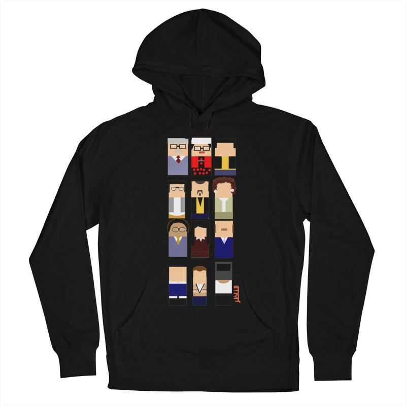 El nazer Men's Pullover Hoody by mastudio's Artist Shop