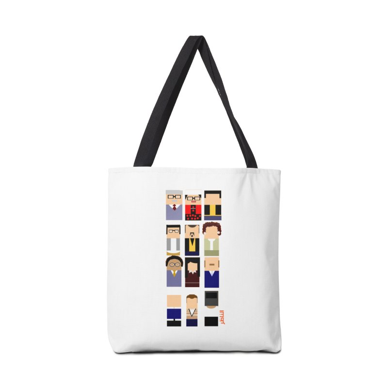 El nazer Accessories Bag by mastudio's Artist Shop