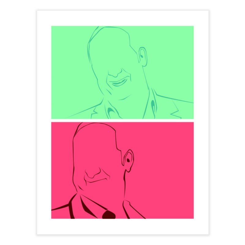 Khaled Elsawi meme Home Fine Art Print by mastudio's Artist Shop