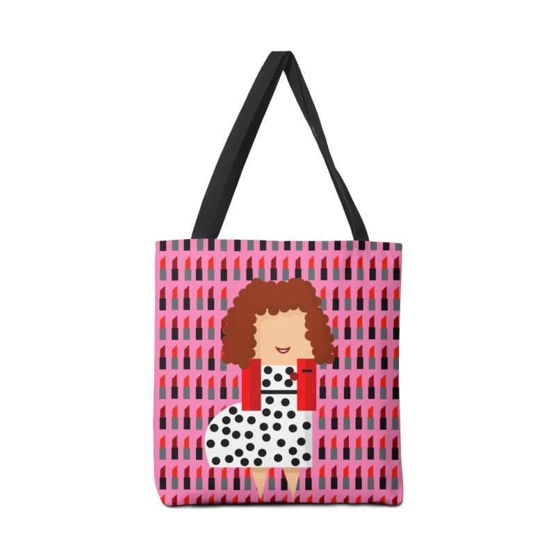 Lipstick ! Accessories Bag by mastudio's Artist Shop