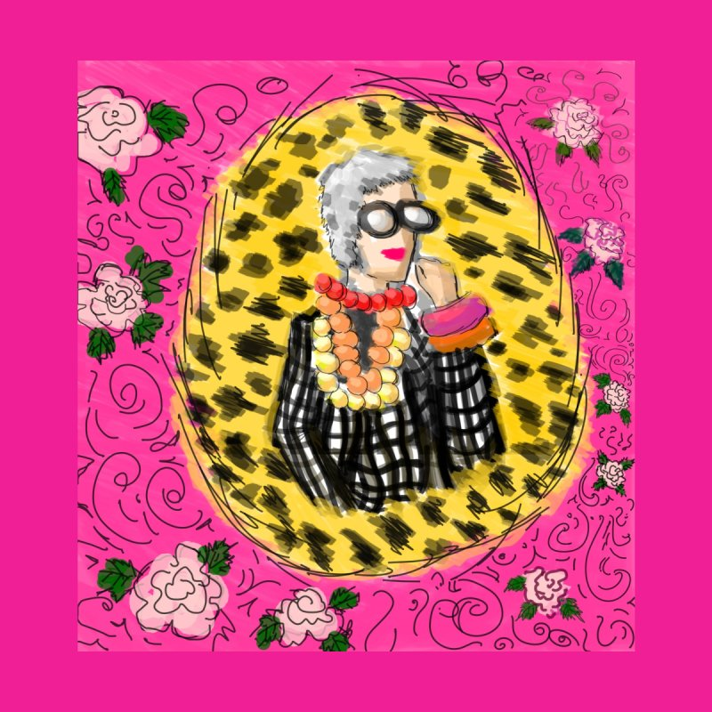 iris apfel by mastudio's Artist Shop