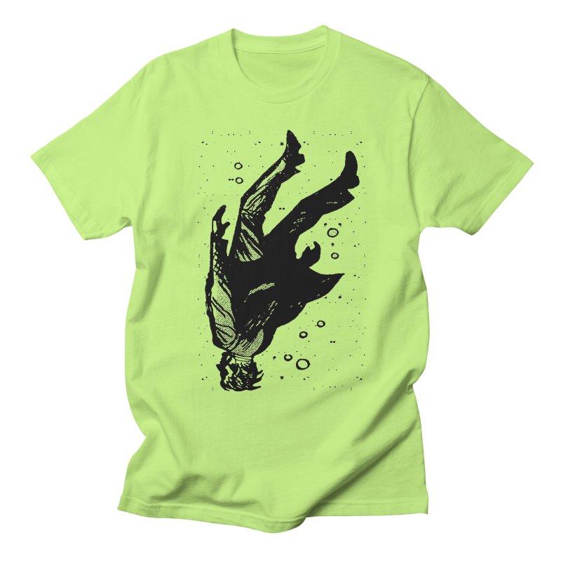 Void Drifter Men's T-Shirt by ART.MONSTERS.PRINTMAKING.