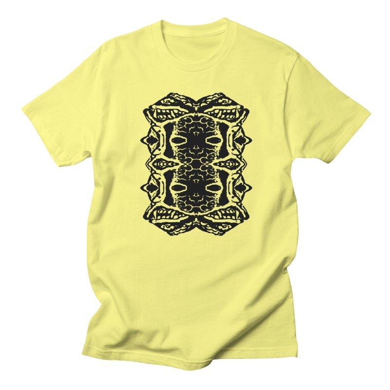 Sulky Men's T-Shirt by ART.MONSTERS.PRINTMAKING.