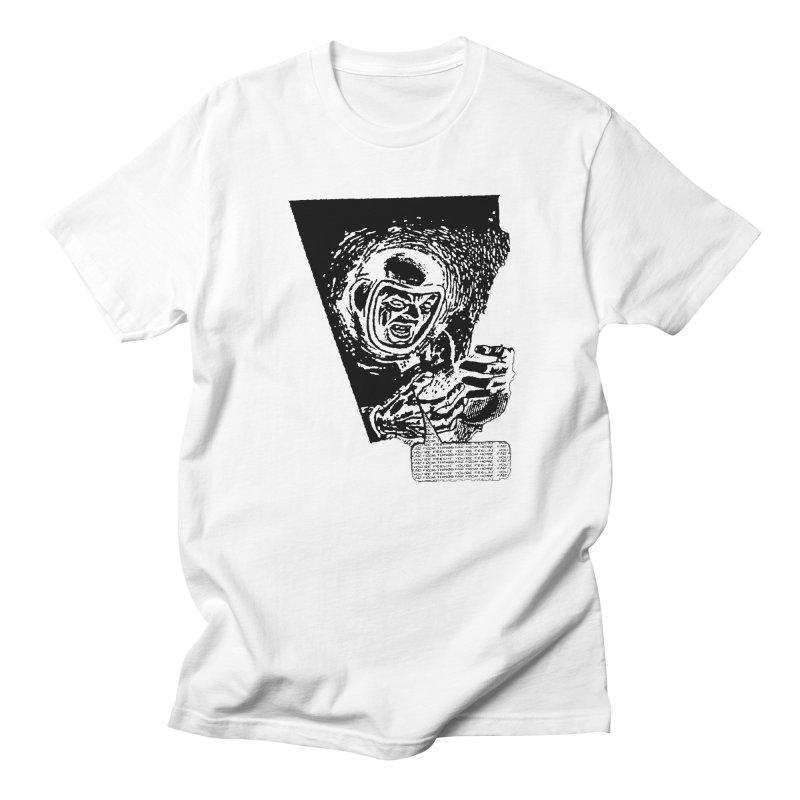 Feelin Far Men's T-Shirt by ART.MONSTERS.PRINTMAKING.