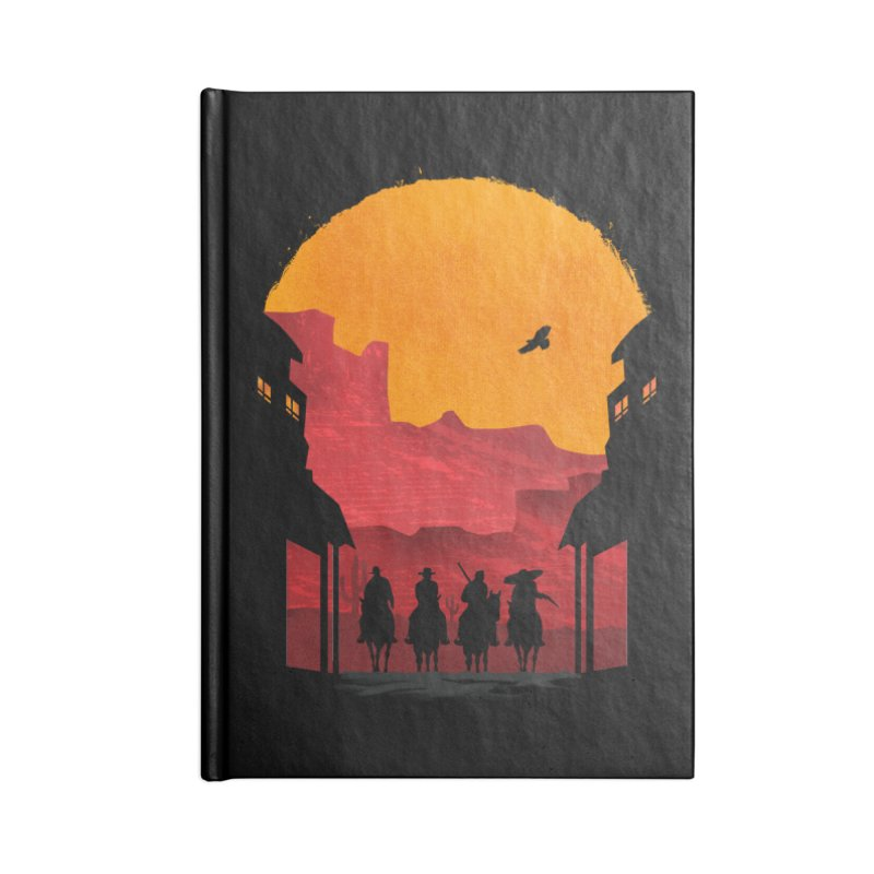 Riders Accessories Notebook by mateusquandt's Artist Shop