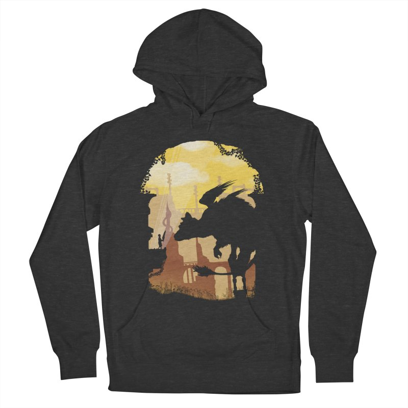 The Guardian Women's Pullover Hoody by mateusquandt's Artist Shop