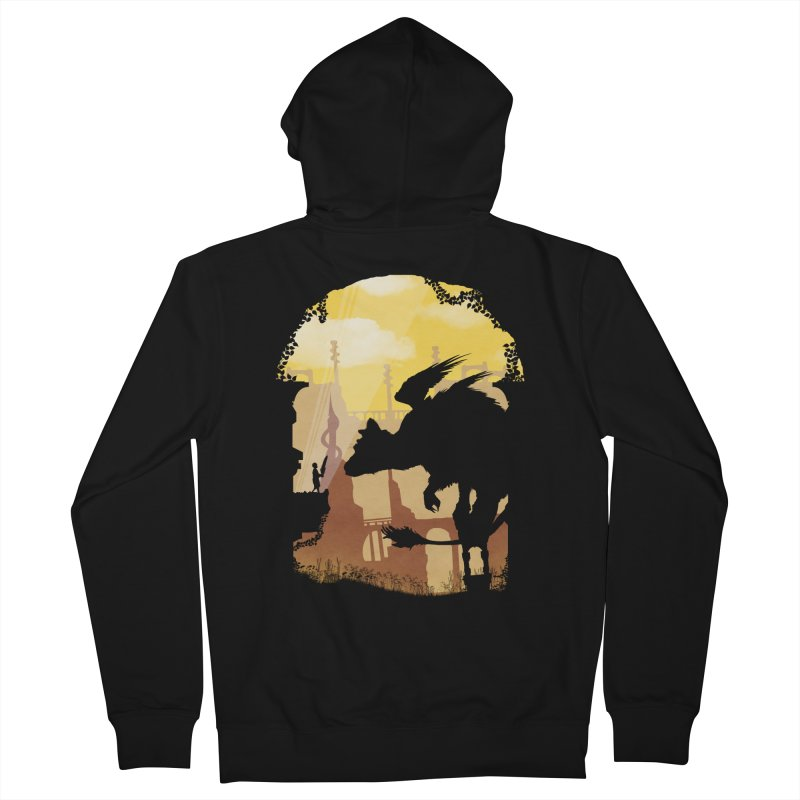 The Guardian Women's Zip-Up Hoody by mateusquandt's Artist Shop