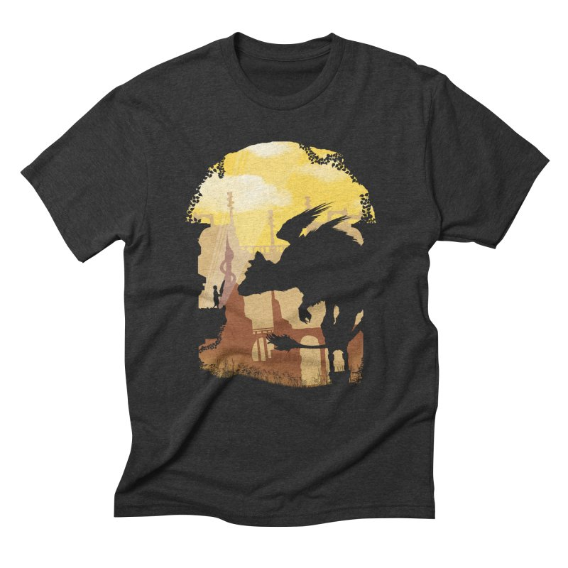 The Guardian Men's Triblend T-Shirt by mateusquandt's Artist Shop