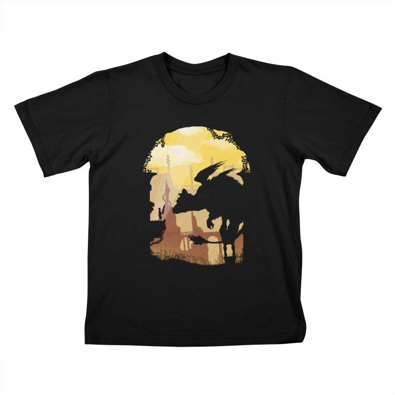 The Guardian Kids T-shirt by mateusquandt's Artist Shop