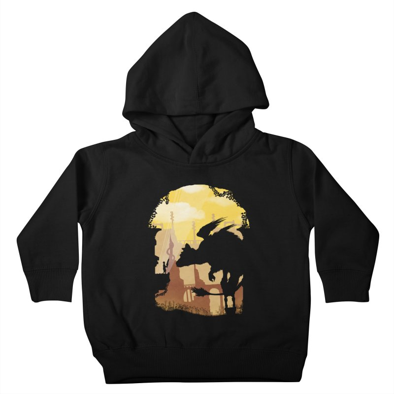 The Guardian Kids Toddler Pullover Hoody by mateusquandt's Artist Shop