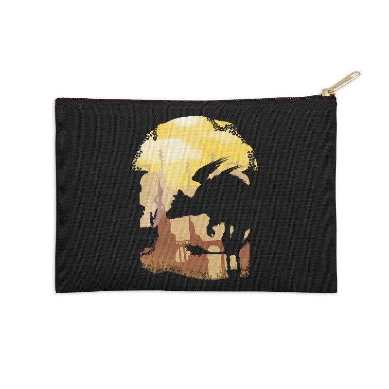 The Guardian Accessories Zip Pouch by mateusquandt's Artist Shop