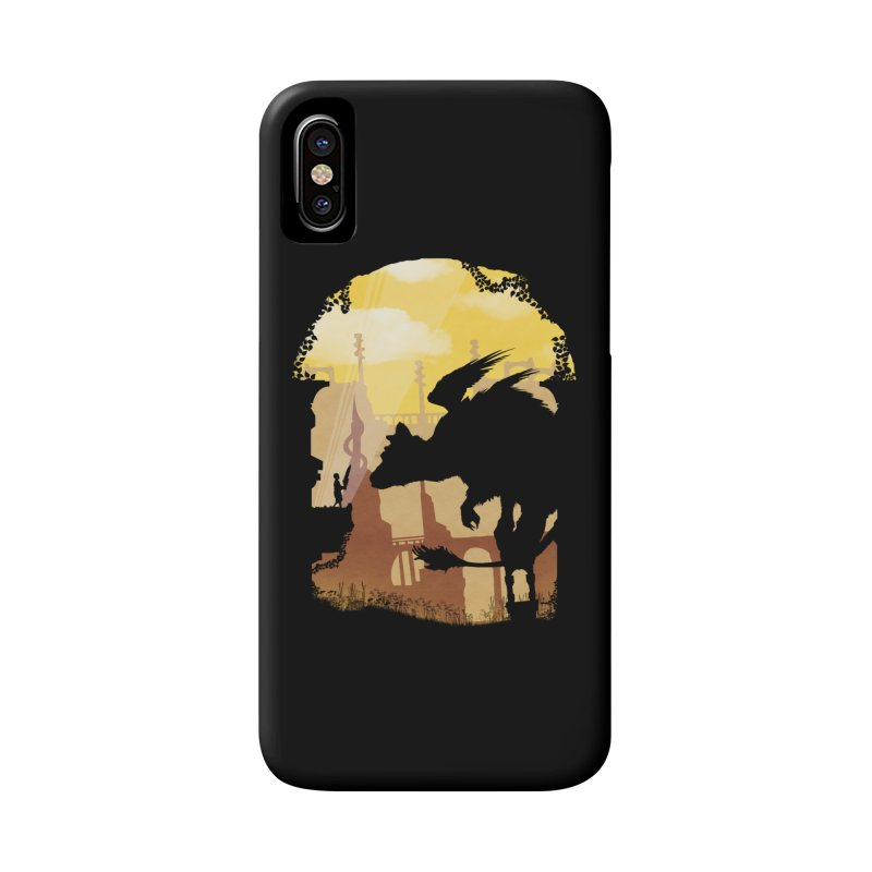 The Guardian Accessories Phone Case by mateusquandt's Artist Shop