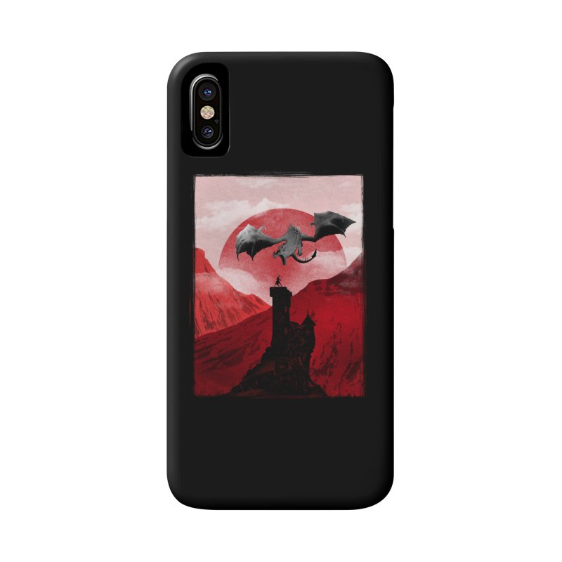 Guardian of the Tower Accessories Phone Case by mateusquandt's Artist Shop